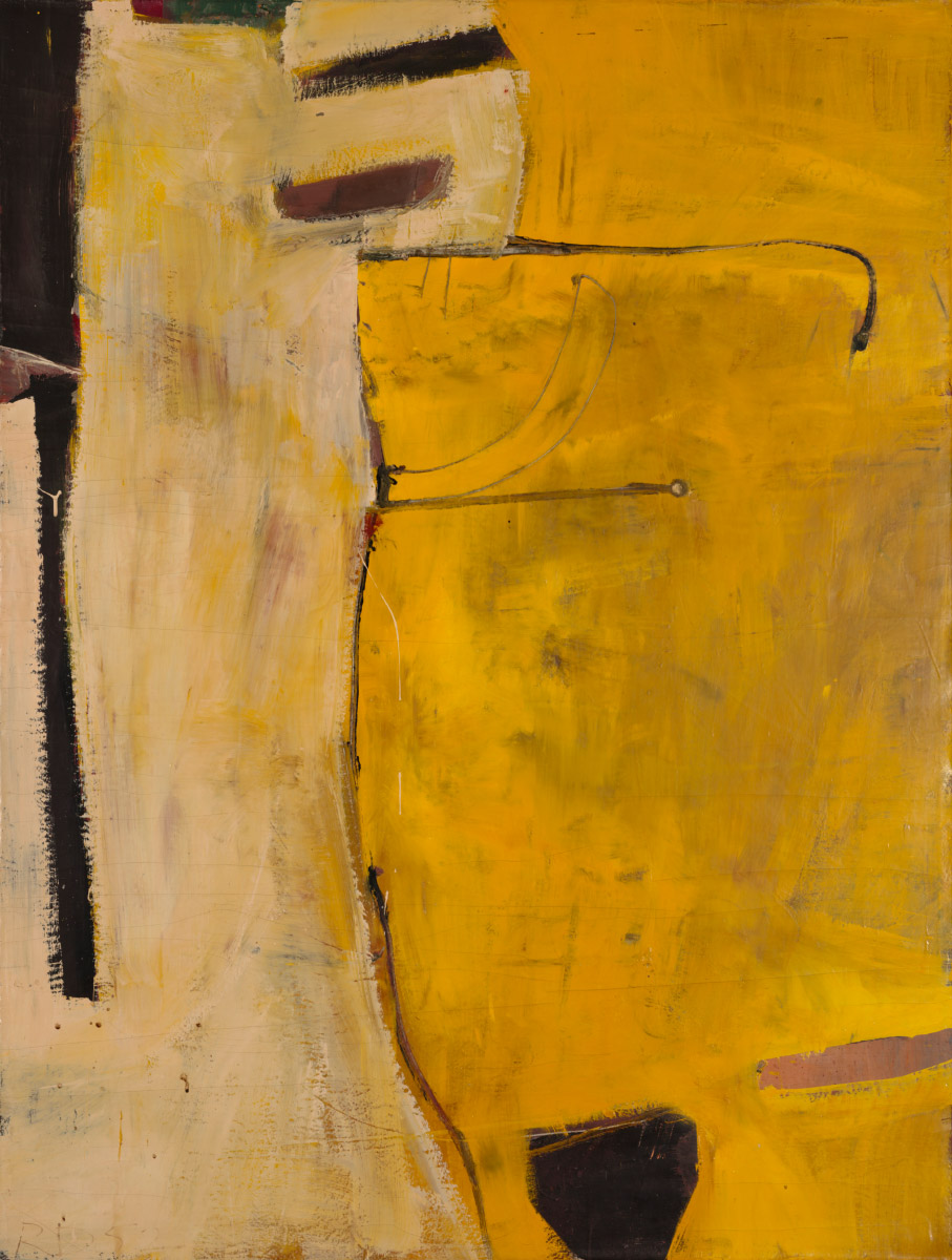 Richard-Diebenkorn-Untitled-Albuquerque-1952
